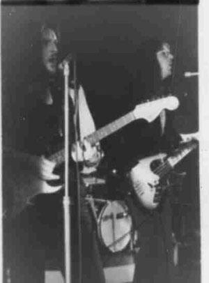 Ricky and Gordon Sellar