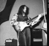 Ricky Gardiner London 1974