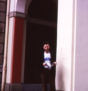 Ricky Gardiner Berlin Gerhus Hotel 1977