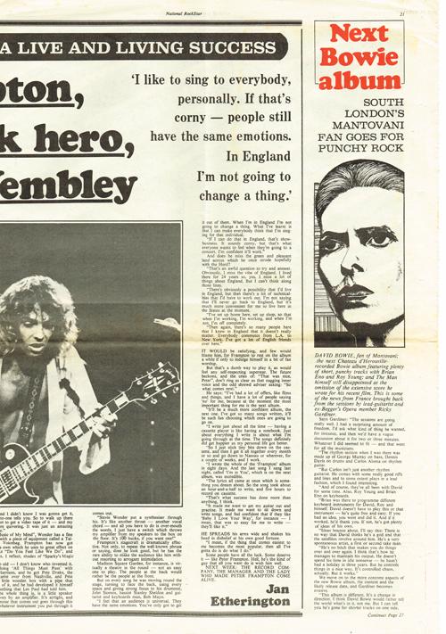 National Rockstar mag page 21 10/23/1976