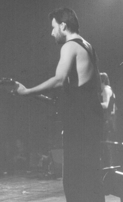 Ricky Gardiner and Tony Sales Idiot Tour 1977